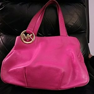 Michael Michael Kors Leather Bag